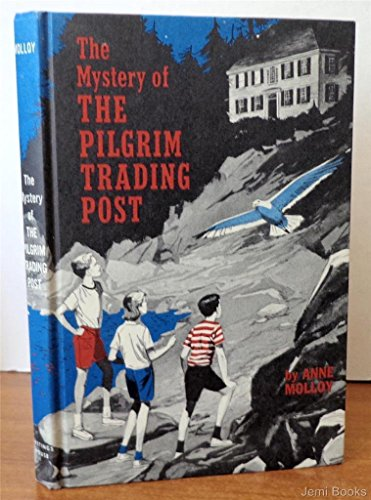 9781131188027: The Mystery of The Pilgrim Trading Post