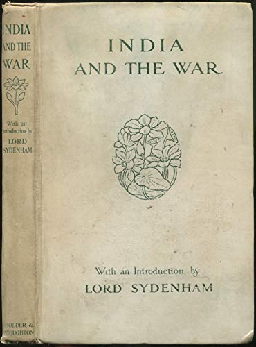 9781131191539: India and the War