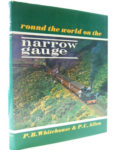 9781131194448: Round the world on the narrow gauge