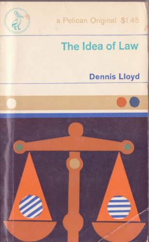 9781131256429: The Idea of Law