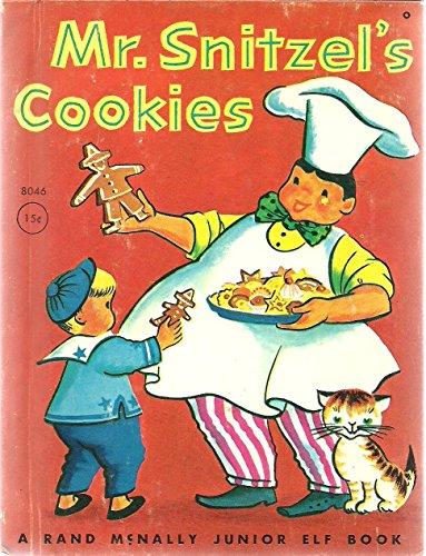 9781131286532: Mr. Snitzel's Cookies Junior Elf Book