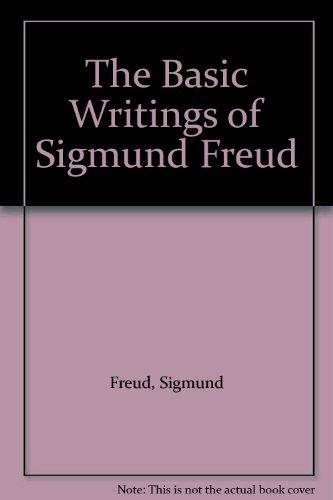 9781131307480: The Basic Writings of Sigmund Freud