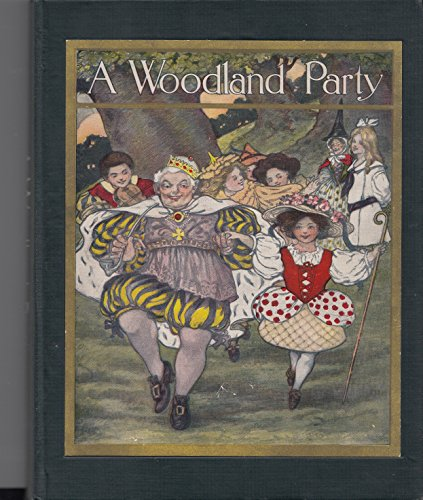 9781131320694: A Woodland Party