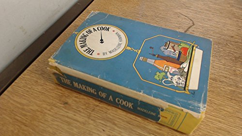9781131321165: The Making of a Cook