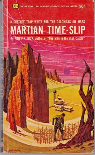 9781131342016: Martian Time Slip 1ST Edition U2191 Edition