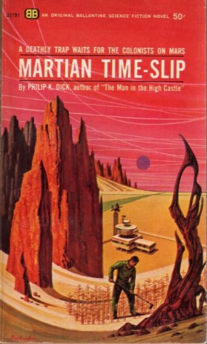9781131342016: Martian Time-Slip