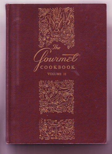 9781131343778: The Gourmet Cookbook, Vol. 2