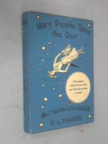 9781131372594: Mary Poppins Opens the Door