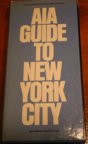 9781131638560: Aia Guide To New York City