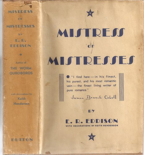 9781131653556: Mistress of Mistresses 1ST Edition