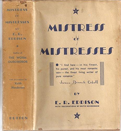 9781131653556: Mistress of Mistresses: A Vision of Zimiamvia
