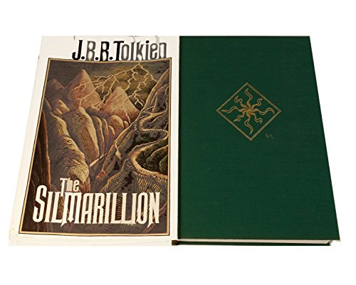 9781131665450: The Silmarillion, 1st, First American Edition