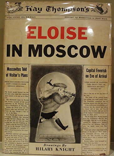 9781131678122: Eloise in Moscow 1ST Edition