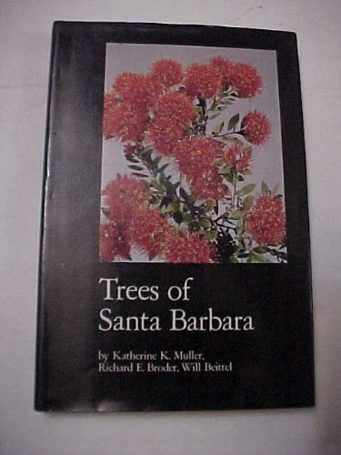 9781131729831: Trees of Santa Barbara
