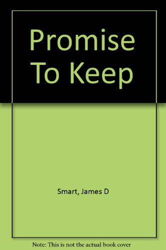9781131896434: A Promise to Keep.