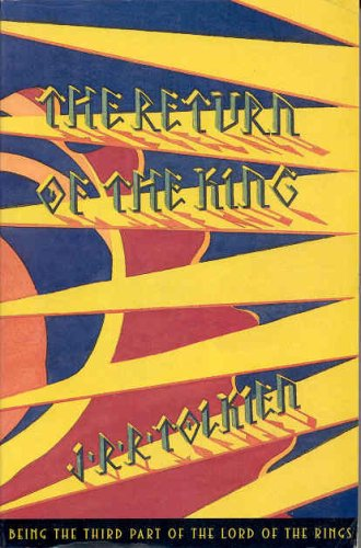 9781131986173: Return of the King: Lord of the Rings 3