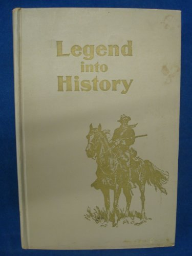 Legend into history: the Custer mystery;: An: Kuhlman, Charles