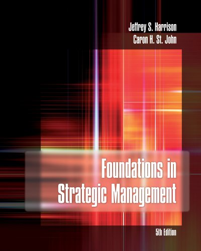 9781133012504: Bundle: Foundations in Strategic Management, 5th + Mike's Bikes Advanced Simulation Printed Access Card