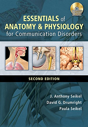 9781133018216: Essentials of Anatomy and Physiology for Communication Disorders (with CD-ROM)