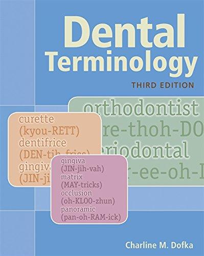 Dental Terminology: Dofka, Charline M.