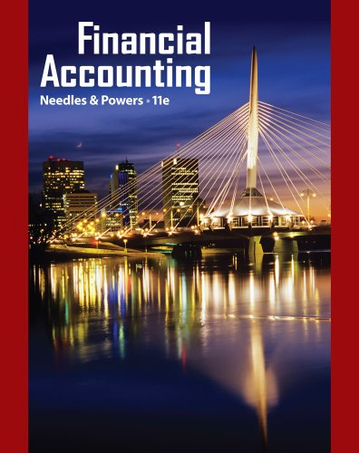 Bundle: Financial Accounting (with IFRS), 11th + WebTutor(TM) on Blackboard Printed Access Card: ...