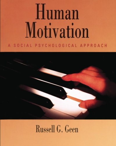 9781133022978: Human Motivation