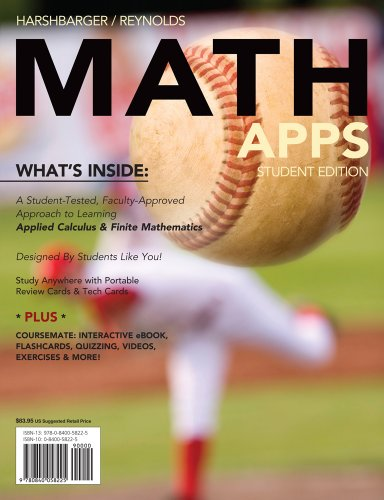 9781133023258: Bundle: MATH APPS (with Printed Access Card) + 4LTR Press Print Option Sticker