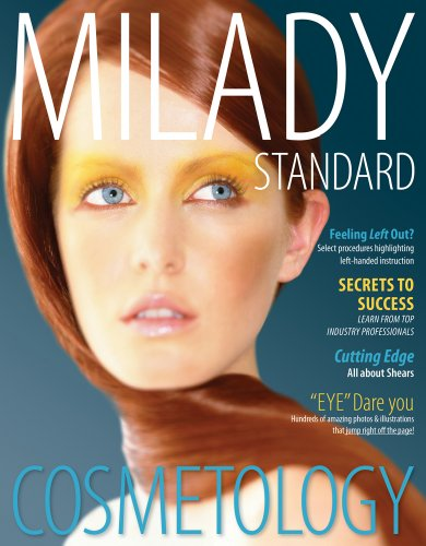 Milady's Standard Cosmetology Textbook 2012 Pkg (9781133023982) by Milady