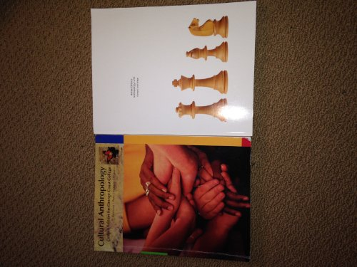 9781133047483: Cultural Anthropology (Custom Edition for Orange Coast College)