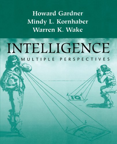 9781133049555: Intelligence: Multiple Perspectives