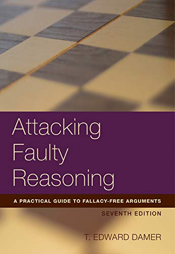 9781133049982: Attacking Faulty Reasoning