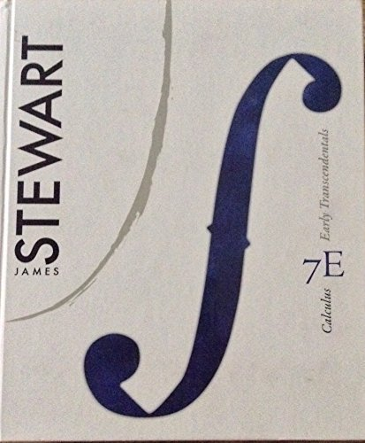 Calculus: Early Transcendentals Single Variable (Universty At: James Stewart