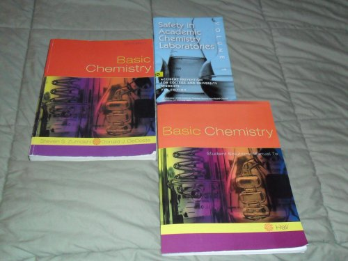 9781133068747: Basic Chemistry 7th Edition