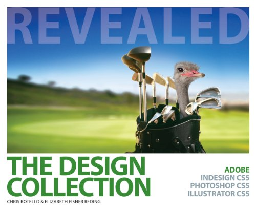 9781133072188: Bundle: The Design Collection Revealed: Adobe InDesign CS5, Photoshop CS5 and Illustrator CS5 + Media Arts & Design CourseMate with eBook Printed Access Card
