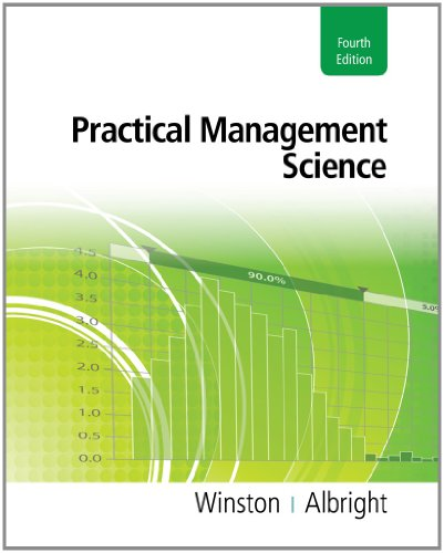 9781133073406: Bundle: Practical Management Science (Essential Textbook Resources Printed Access Card), 4th + Decision Sciences & Operations Management CourseMate with eBook Printed Access Card