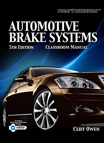 9781133074465: Bundle: Today's Technician: Automotive Brake Systems, Classroom and Shop Manual, 5th +  DATO: Diagnostic Scenarios for Brake Systems - Cengage Learning Hosted Printed Access Card