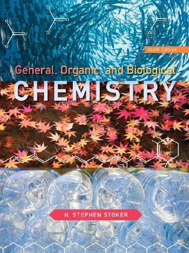 Lab Manual for Stoker's General, Organic, and: G. Lynn Carlson