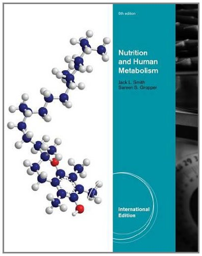 9781133104070: Advanced Nutrition and Human Metabolism
