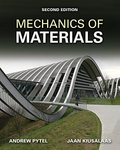 Mechanics of Materials: Andrew Pytel, Jaan