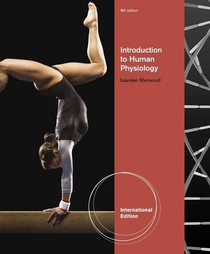 9781133104544: Introduction to Human Physiology