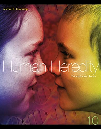 9781133106876: Human Heredity: Principles and Issues