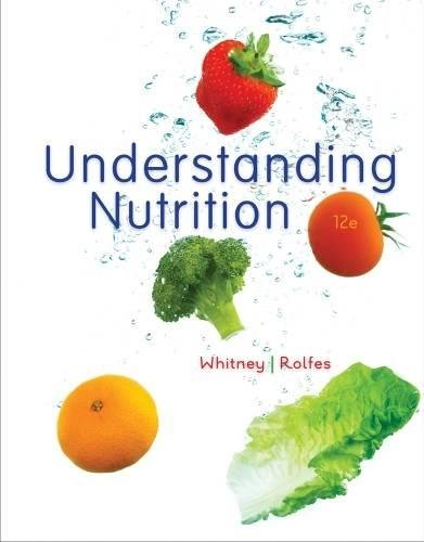 9781133108535: Understanding Nutrition, Update (with 2010 Dietary Guidelines)