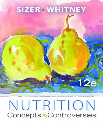 9781133108559: Nutrition: Concepts and Controversies, Update (with 2010 Dietary Guidelines)