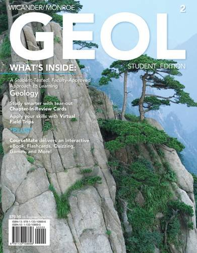 GEOL (with Earth Science CourseMate with eBook: Reed Wicander, James