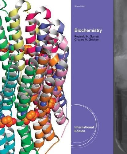 9781133108795: Biochemistry
