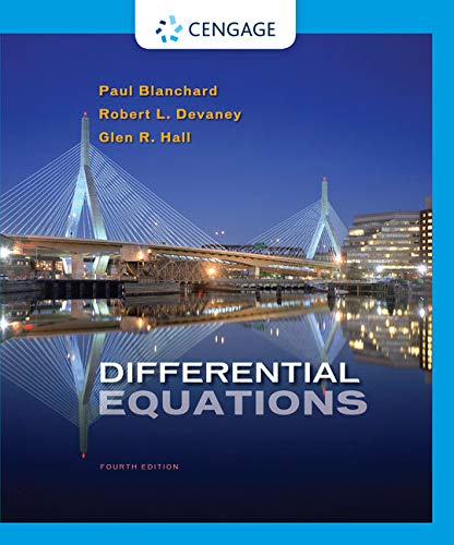 Differential Equations: Paul (Paul Blanchard)