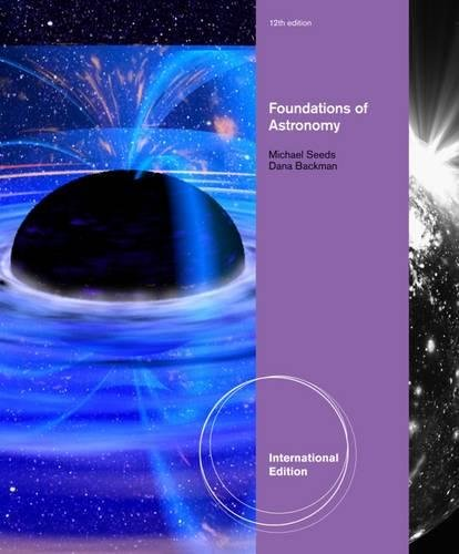 9781133110231: Foundations Of Astronomy