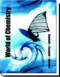 Zumdahl World of Chemistry Report Sheets to Accompany Laboratory Experiments