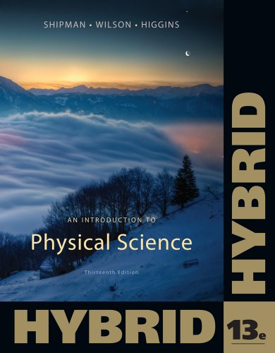 An Introduction to Physical Science, Hybrid (with: James Shipman, Jerry