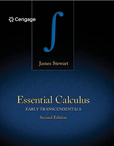 Essential Calculus: Early Transcendentals: Stewart, James